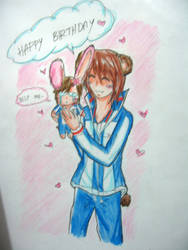 HBD To Bee by hiroki28