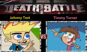 Johnny Test vs Timmy Turner