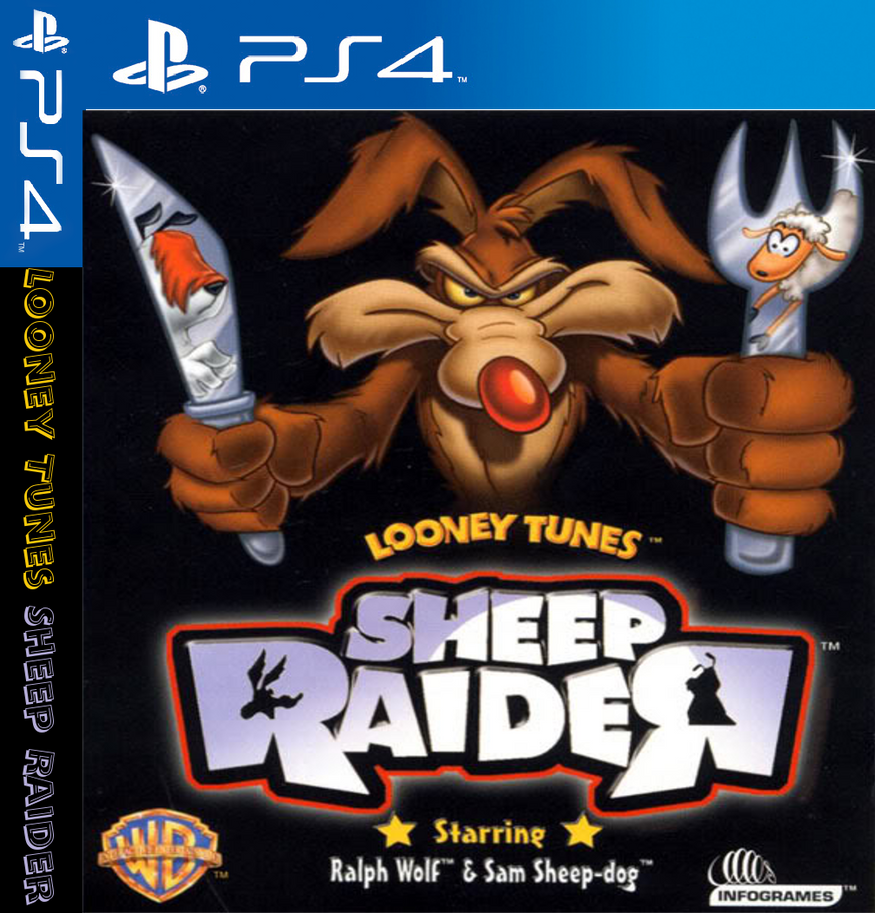 Looney tunes sheep raider on ps4 by cartoonfan22 on deviantart looney tunes sheep raider on ps4 by cartoonfan22 voltagebd Images
