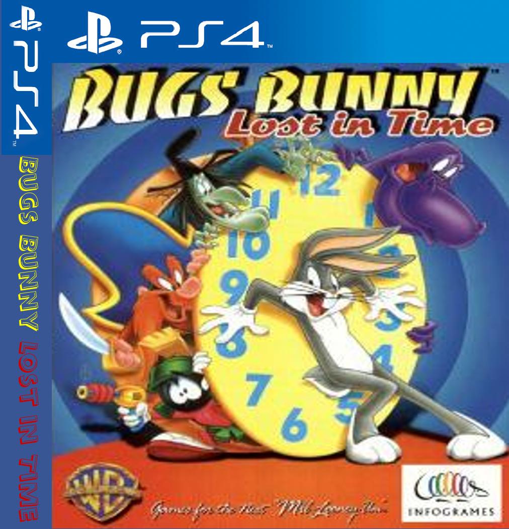Bugs Bunny Lost In Time On PS4 By Cartoonfan22 On DeviantArt