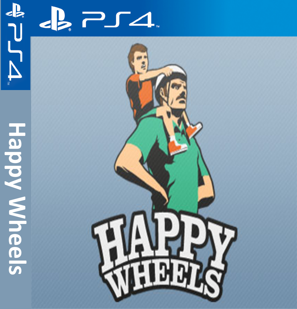 Happy wheels - Happy Wheels On Ps4 By Cartoonfan22 Happy Wheels On Ps4 By Cartoonfan22