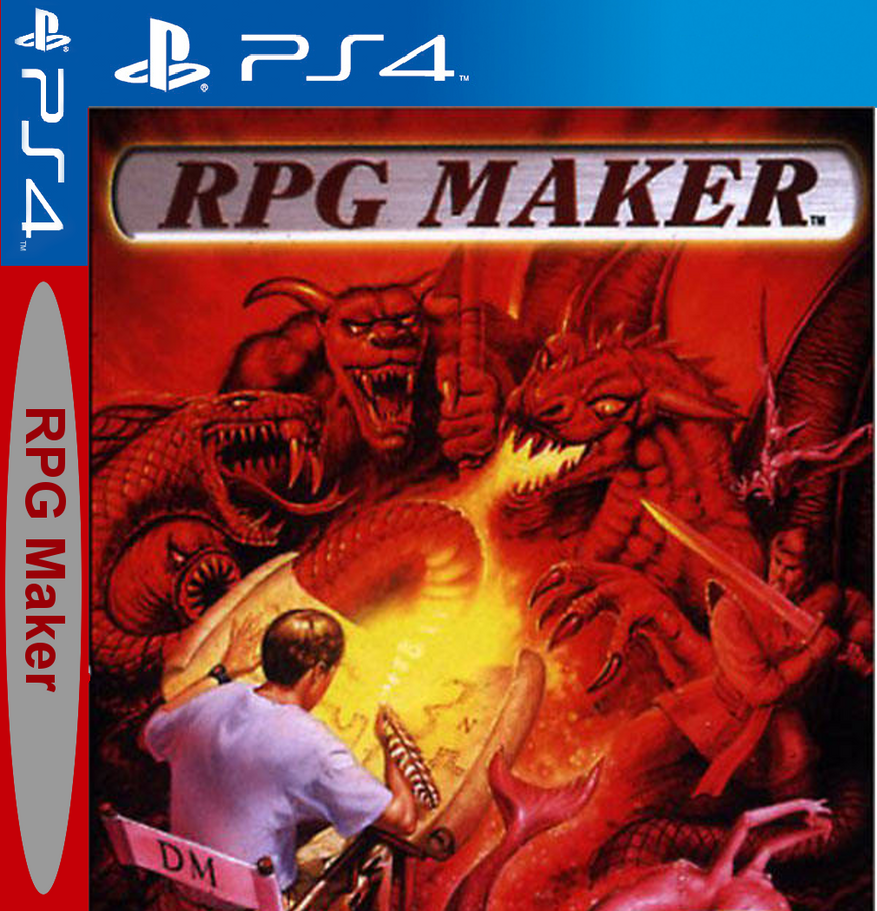 RPG Maker on PS4 by cartoonfan22 on DeviantArt