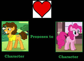 What If Cheese Sandwich Proposes to Pinkie Pie