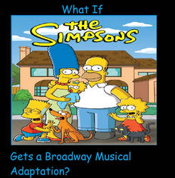 What If The Simpsons Gets a Broadway Adaptation