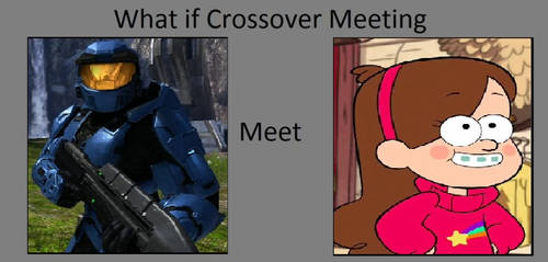 What If Caboose Meets Mabel Pines?