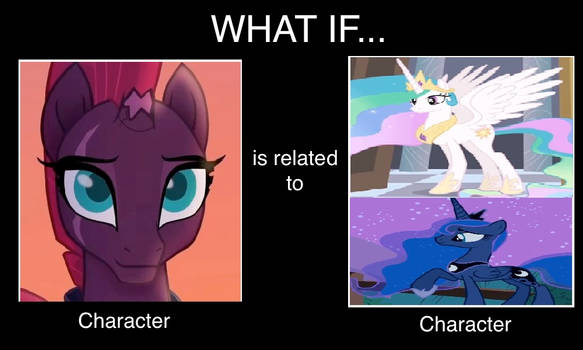 What If Tempest is Related to Celestia and Luna