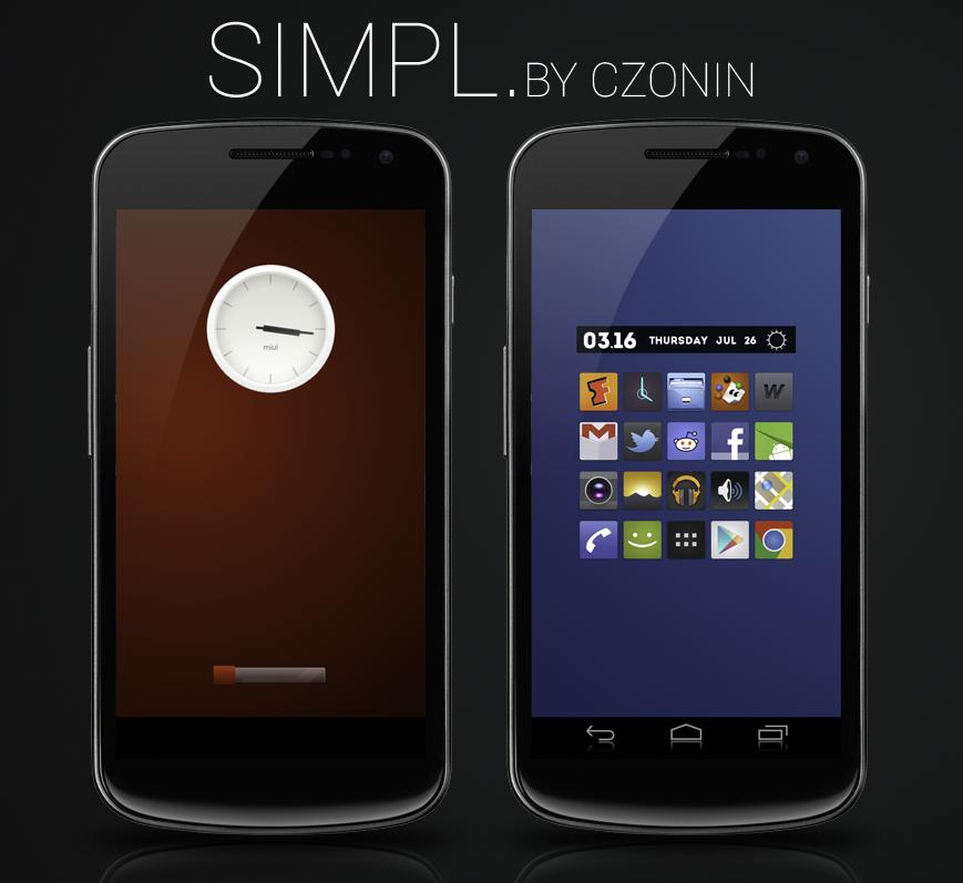 SIMPL. by CZonin