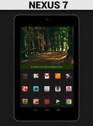 Nexus 7 by CZonin