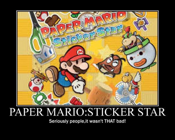 paper_mario_sticker_star_meme_by_snivyfennkingirl db97klx paper mario sticker star meme by snivyfennkingirl on deviantart