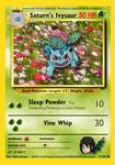 Custom Pokemon Card #005 - Saturn's Ivysaur by GhilleAttano