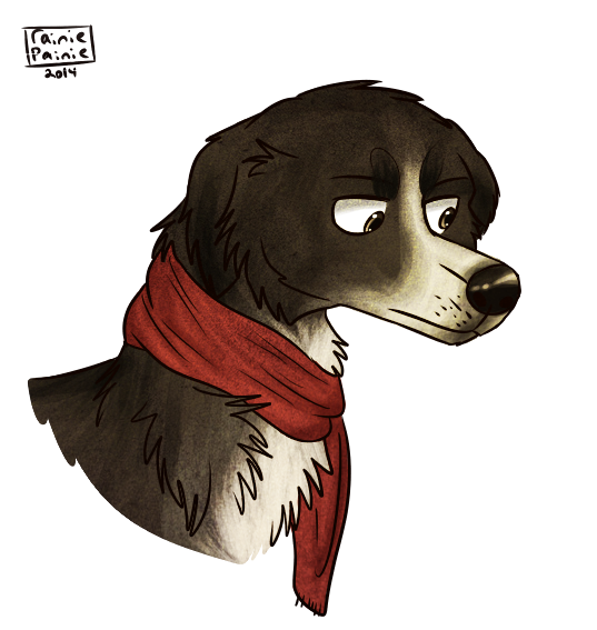 scarf by BreyerKat