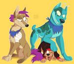 OK K.O: Lets Be Dogs