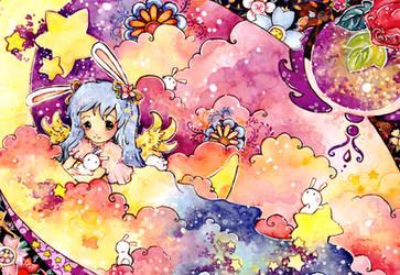 Moon Melody by Melonkitten