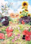 melonkitten flowergarden