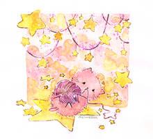 stars by Melonkitten