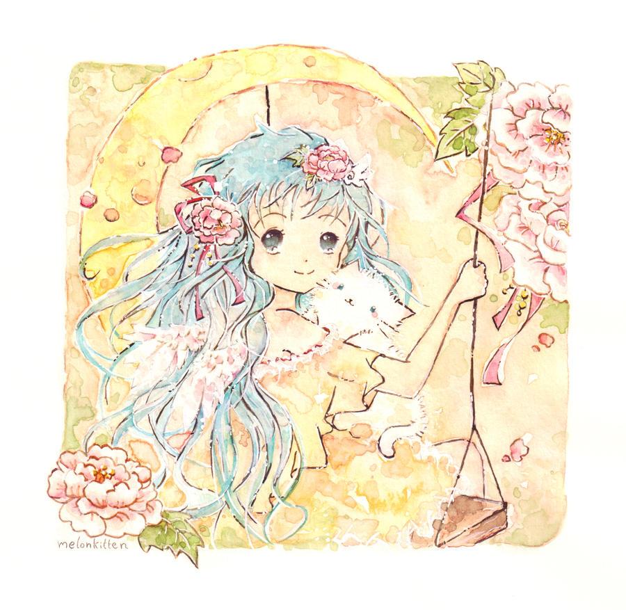 sweet heaven by Melonkitten