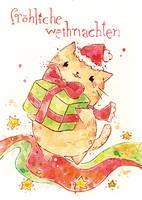 melonkitten christmas by Melonkitten