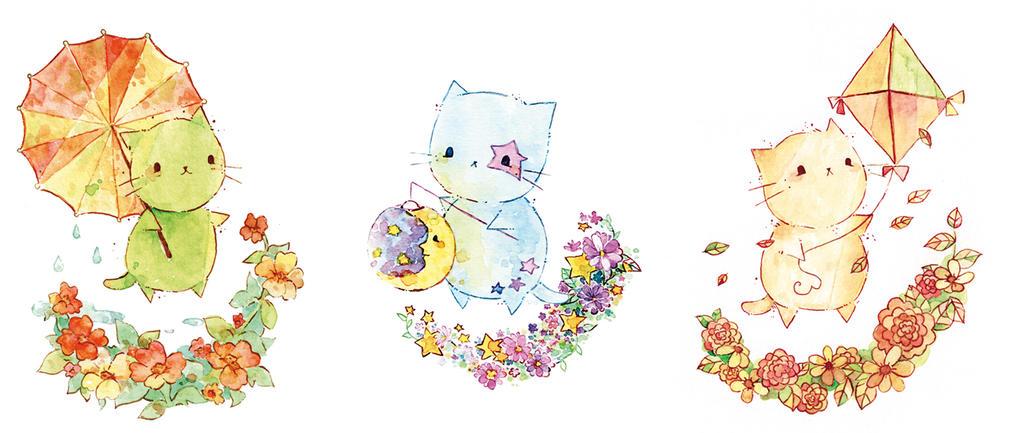 kitten by Melonkitten