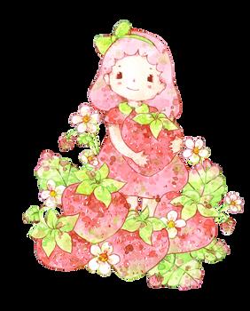 C: strawberry girl