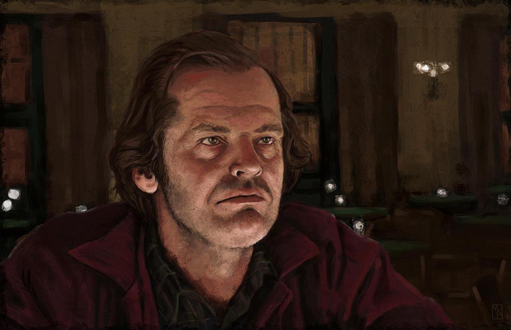 Mr. Torrance by MatthewRabalais