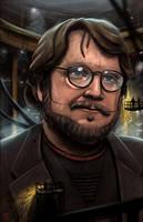 Guillermo del Toro - JaegerMeister by MatthewRabalais