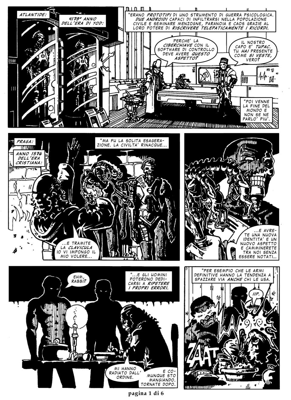 Get a Life 3 - pagina 1