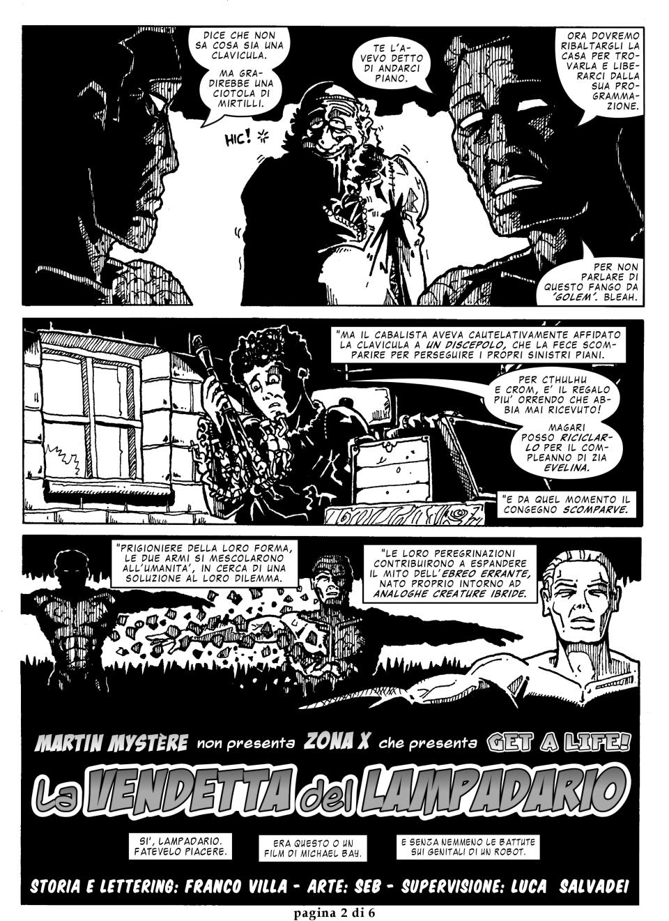Get a Life 3 - pagina 2