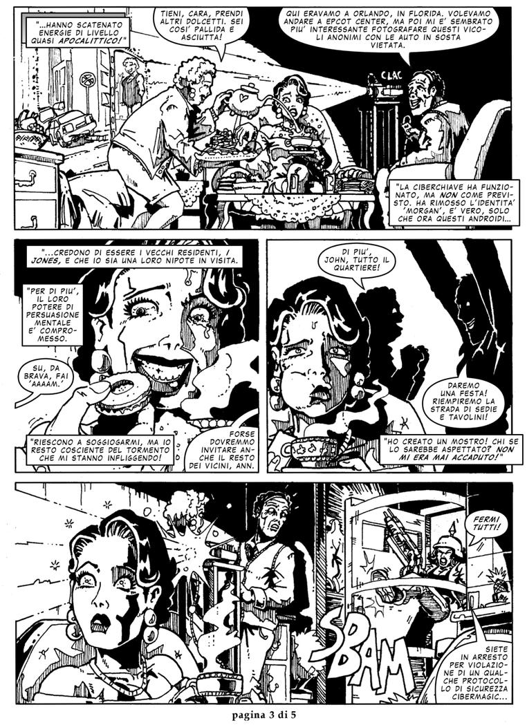 Get a Life 4 - pagina 3 by martin-mystere