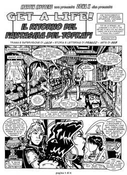 Get a Life 5 - pagina 1