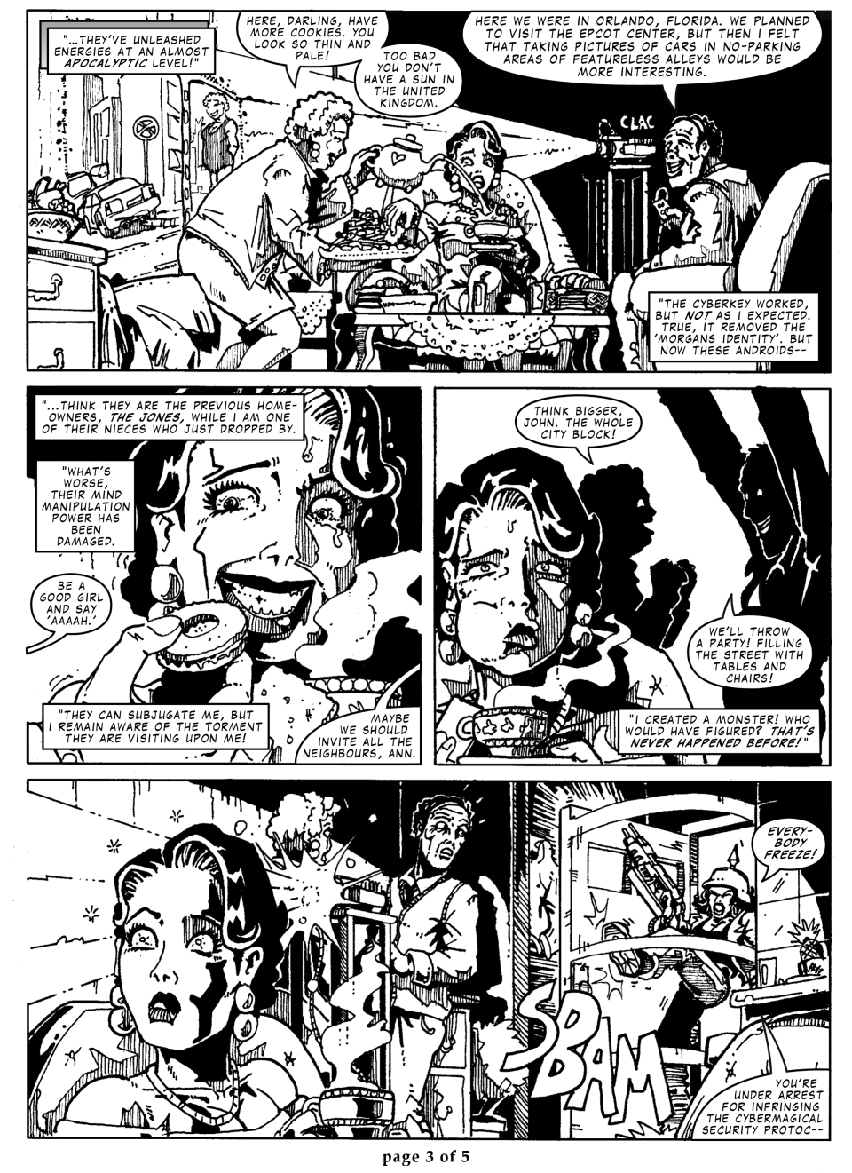 Get A Life 4 - page 3