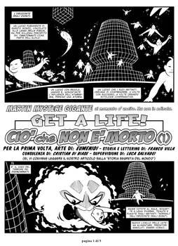 Get A Life 13 - pagina 1