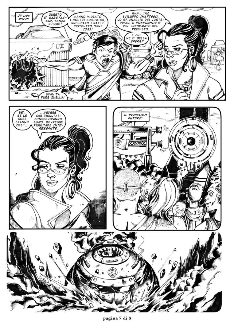 Get a Life 14 - pagina 7 by martin-mystere