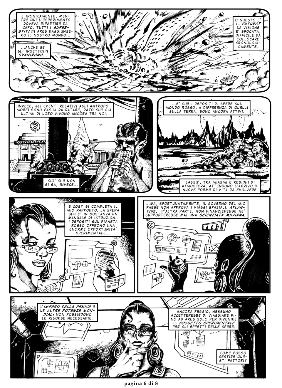 Get a Life 14 - pagina 6 by martin-mystere