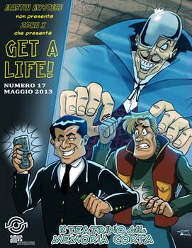 Get a Life 17 - copertina