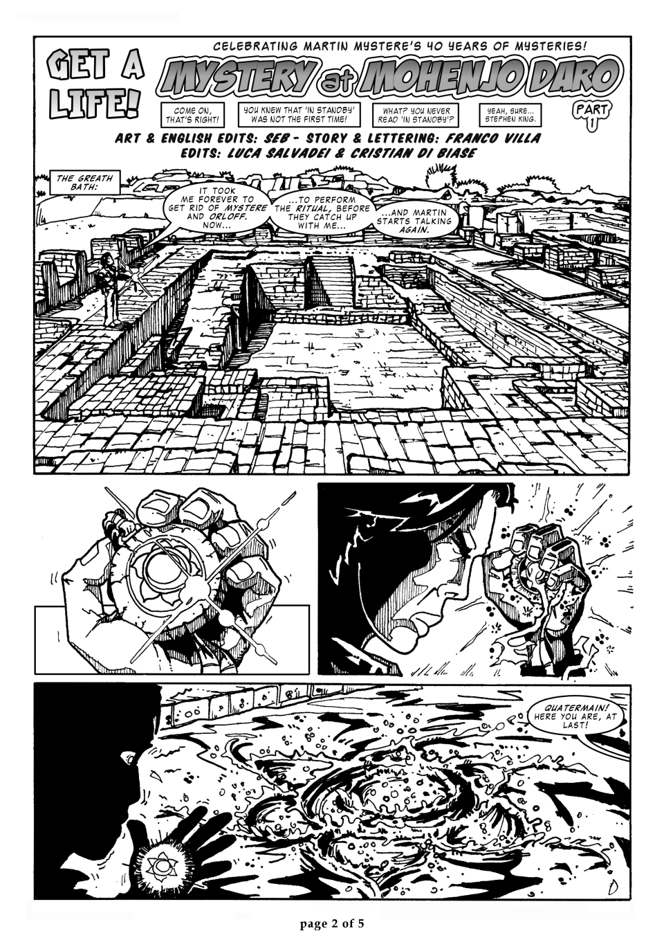 Get A Life 15 - page 2