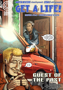 Get a Life 14 - cover - Guest of the Past