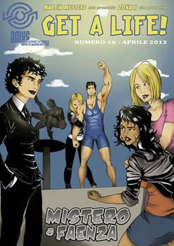 Get A Life 16 - Mistero a Faenza - copertina
