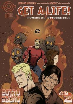GAL 34 - Nel segno della Zeta parte 1 - copertina