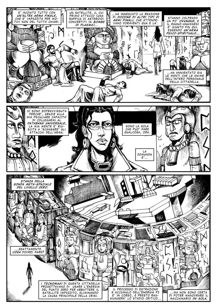 GAL - Antartide: Ora Zero - parte 1 - p2 by martin-mystere