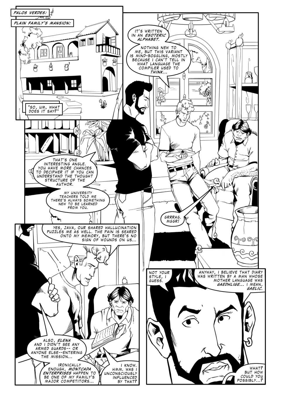 GAL 34 - Under the Sign of the Z part 1 - p4