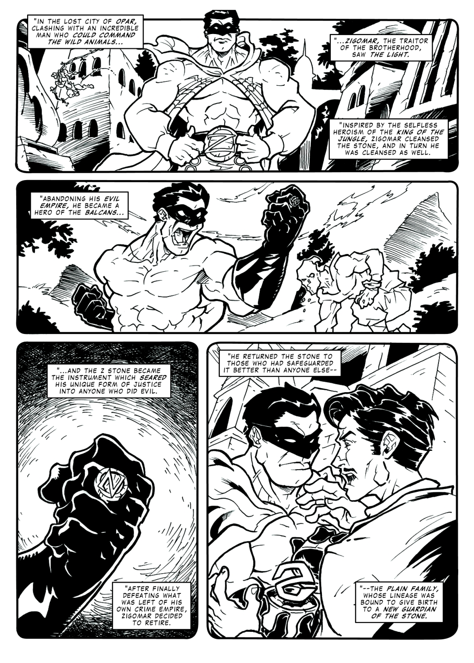 GAL 46 - Under the Sign of the Z - Part 3 - p4