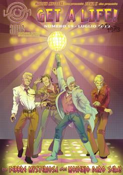 Get A Life 19 - copertina Disco