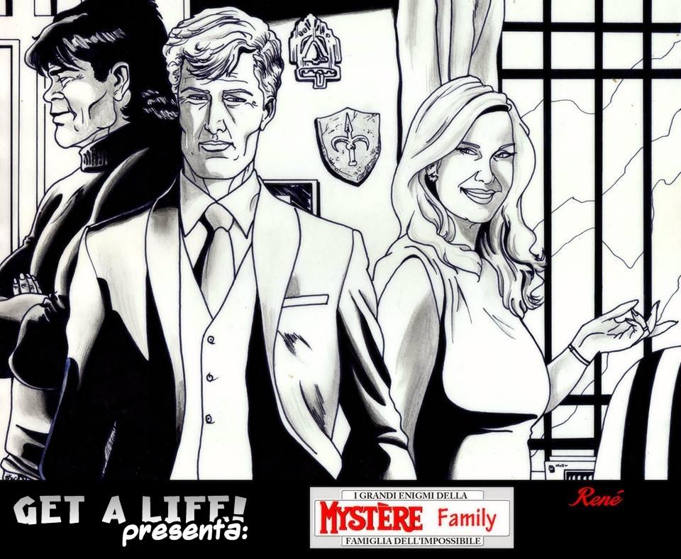 La Famiglia del Mistero by martin-mystere
