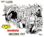 Amazzonia 1987 - Martin Mystere e Mister No