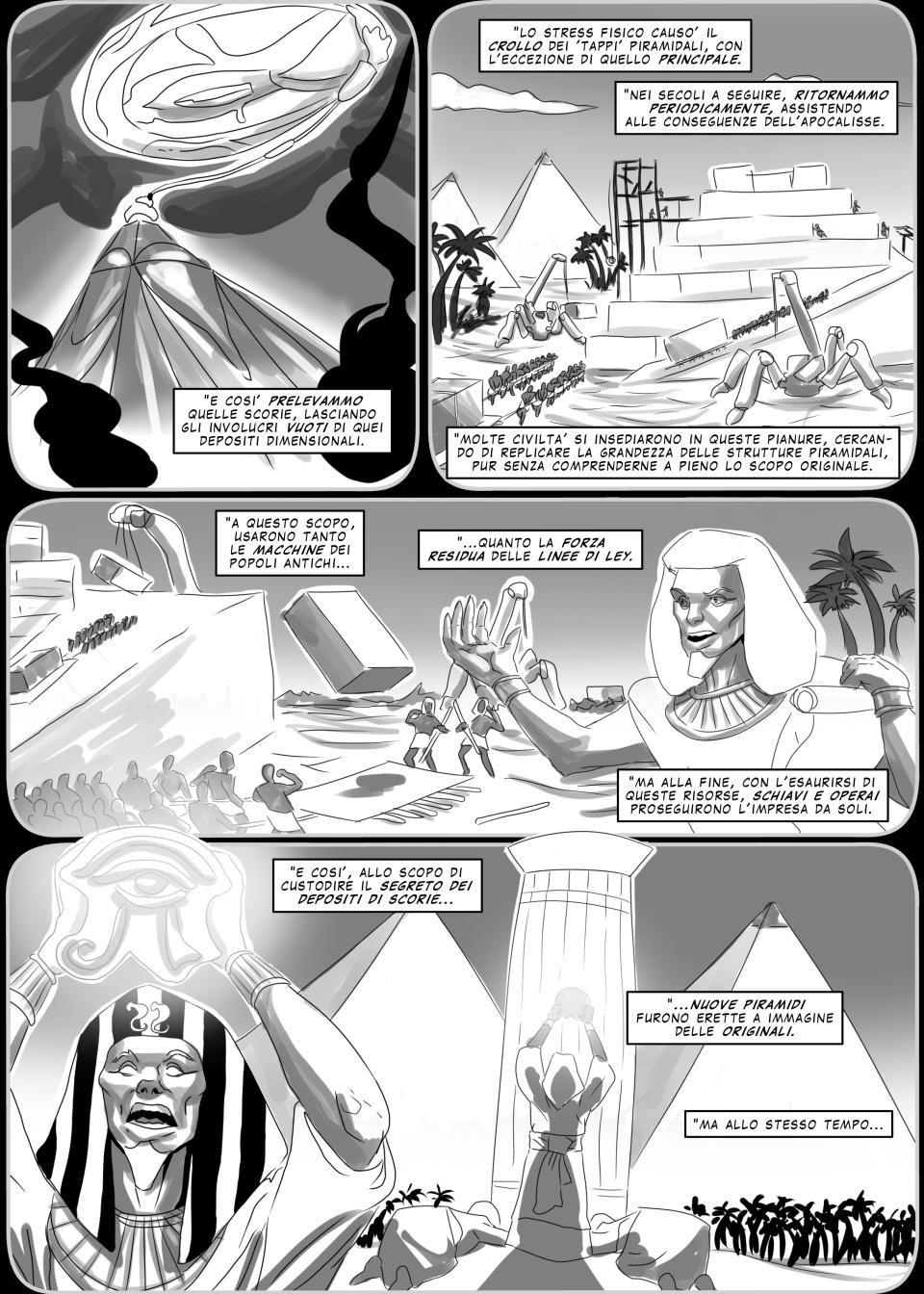 GAL 50 - L'altro segreto delle Piramidi 5 - p6