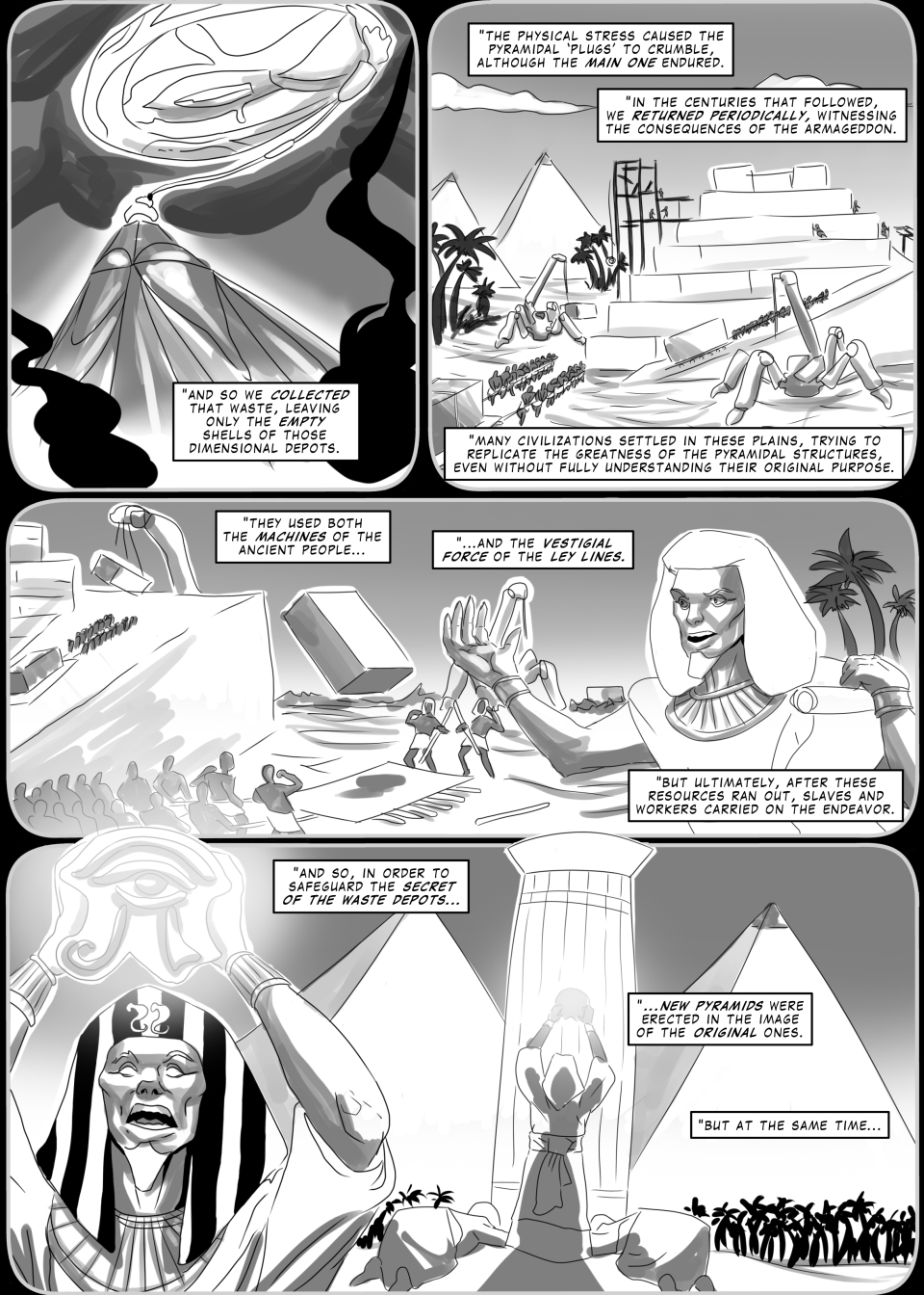 GAL 50 - The Pyramids' Other Secret 5 - p6