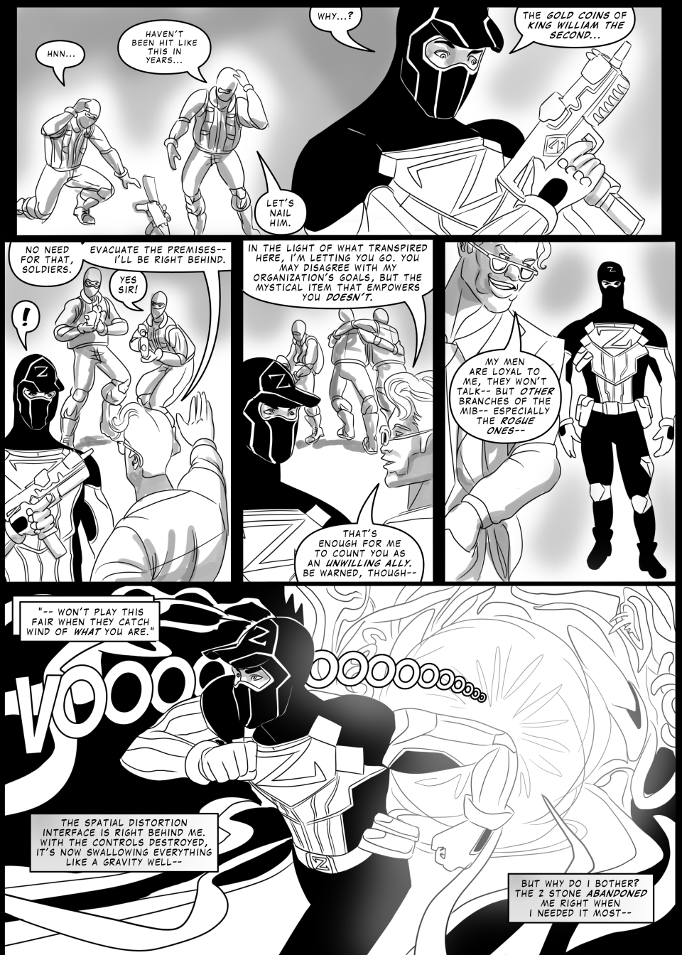 GAL 50 - The Pyramids' Other Secret 6 - p16