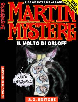 Copertina Martin Mystere Gigante n. 2bis
