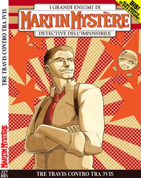 Copertina Martin Mystere n. 327 bis