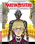 Copertina Martin Mystere n. 350 bis